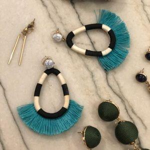 Francesca's Collections Jewelry - Bundle Earrings - Francesca's dangling earrings